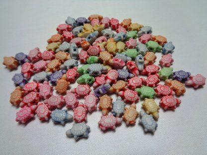 Resin Turtle Beads