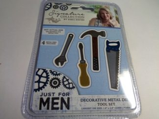 Just For Men Metal Die – Tool Set