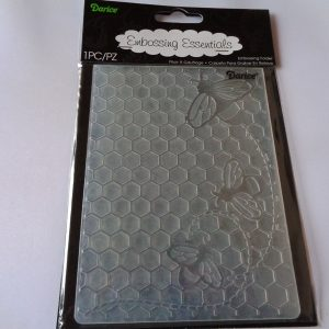 Bees Buzzing Embossing Folder