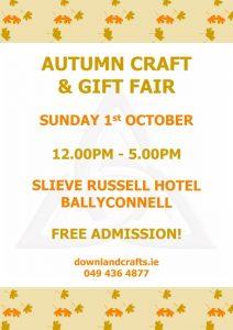 Autumn Craft & Gift Fair