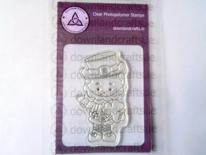 Leprechaun A7 Clear Photopolymer Stamp