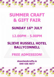 Summer Craft & Gift Fair