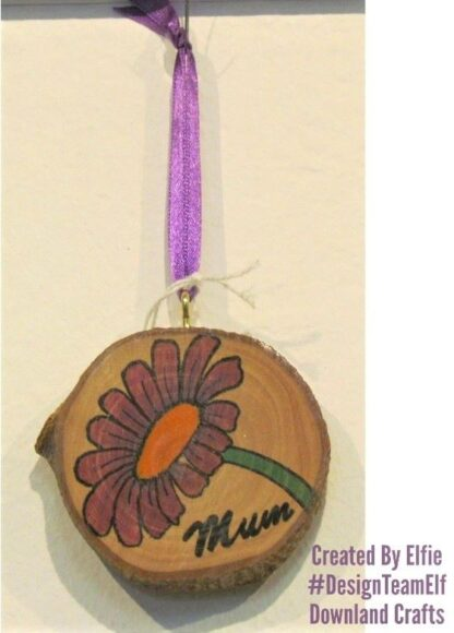 Flower For Mum Craft Sample