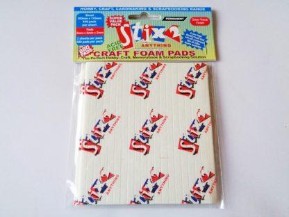 Foam Pads - 2mm Small