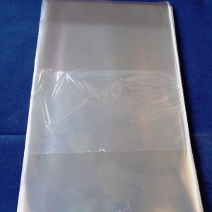 Pack of 50 Cellophane Bags C5L Non Self Seal