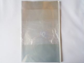Pack of 50 A5 Non Self Seal Cellophane Bags