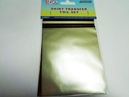 Transfer Foil Sheets Vintage
