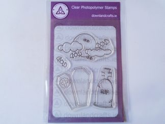 All Hallows Eve A6 Clear Photopolymer Stamp Set