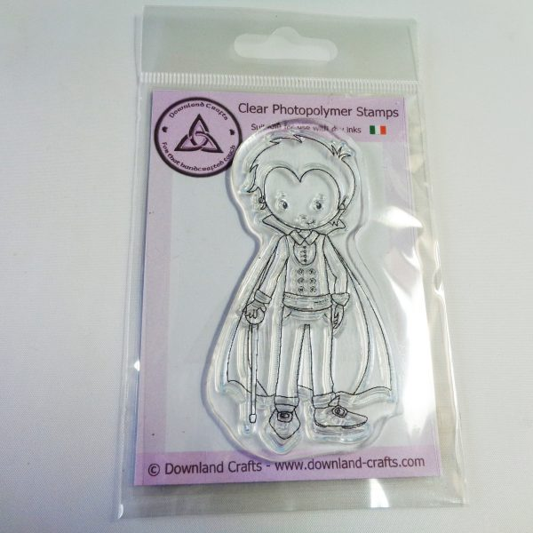 Count Dave A7 Clear Photopolymer Stamp