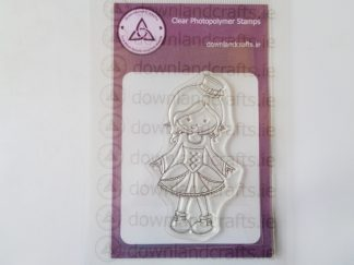 Countess Elaine A7 Clear Photopolymer Stamp