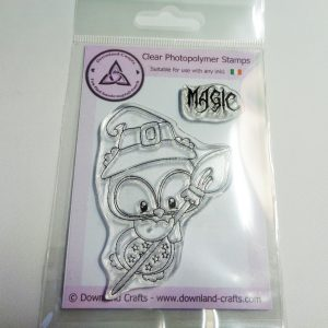 Magic Owl A7 Clear Photopolymer Stamp Set