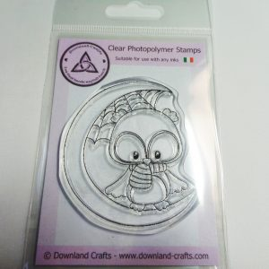 Moon Owl A7 Clear Photopolymer Stamp