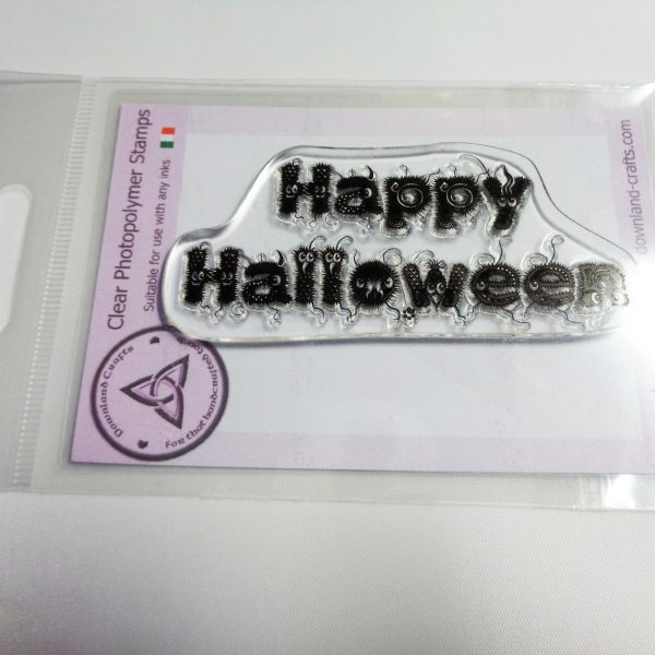 Beastly A7 Clear Photopolymer Stamp