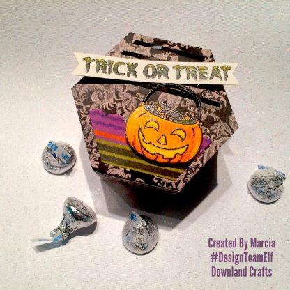 Trick Or Treat Stamp Set Card Sample 4
