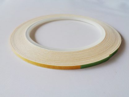 3mm x 1mm x 5m Roll Of Double Sided Foam Tape