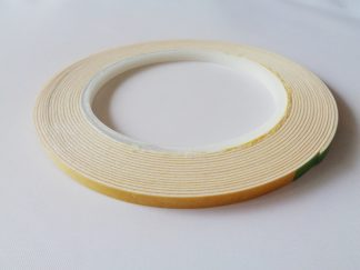 5mm x 1mm x 5m Roll Of Double Sided Foam Tape