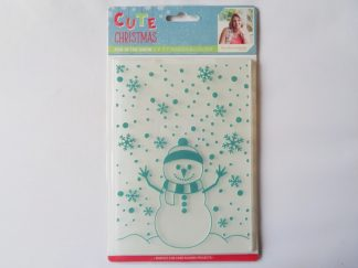 "Cute Christmas 5"" x 7"" Embossing Folder Fun in the Snow"