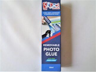 Photo Glue - 50ml Tube