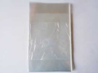 Pack of 50 A6 Non Self Seal Cellophane Bags