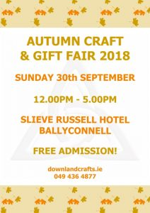 Autumn Craft and Gift Fair