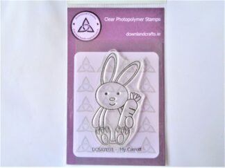 My Carrot Stamp - A7 Clear Photopolymer