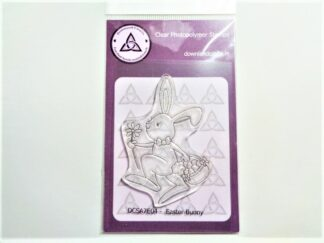 Easter Bunny A7 Clear Photopolymer Stamp