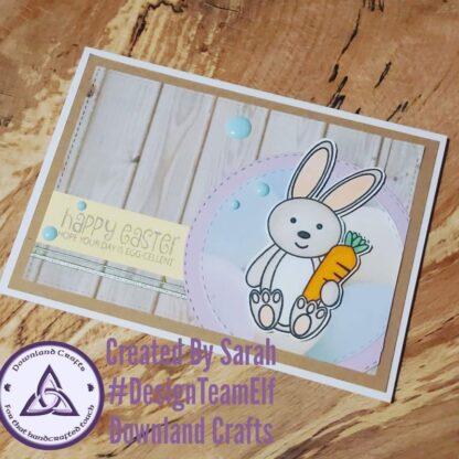 My Carrot Card Sample