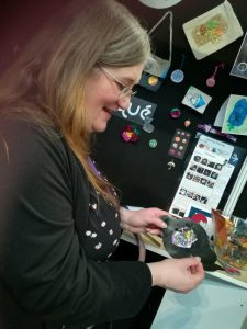 Galactic Plastic Jewellery Making
