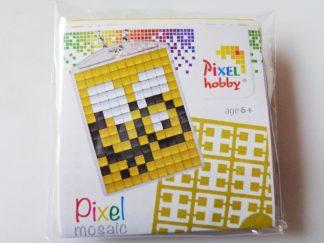 Bee Pixelhobby Keyring Kit