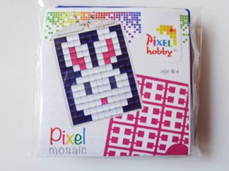 Rabbit Pixelhobby Keyring Kit