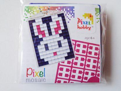 Rabbit Pixelhobby Keyring Kit