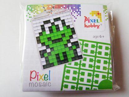 Frog Pixelhobby Keyring Kit