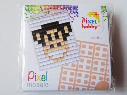 Monkey Pixelhobby Keyring Kit