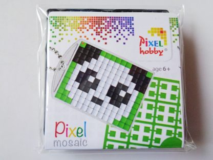 Panda Pixelhobby Keyring Kit