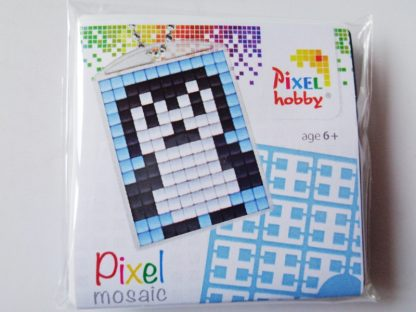 Penguin Pixelhobby Keyring Kit