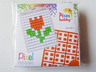 Tulip Pixelhobby Keyring Kit