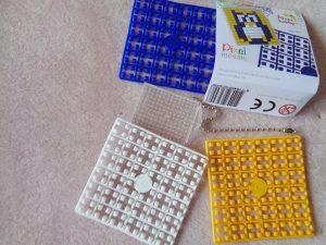 Pixelhobby Keyring Kit Tutorial