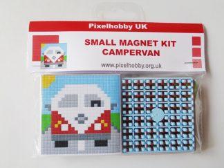 Campervan Pixelhobby Small Magnet Kit