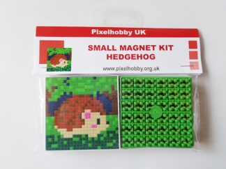 Hedgehog Pixelhobby Small Magnet Kit