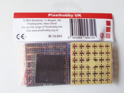 Mermaid Pixelhobby Small Magnet Kit