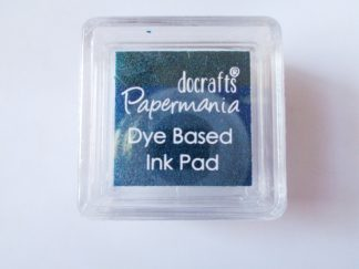Forest Green Papermania Dye Based Mini Ink Pad