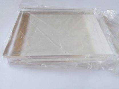 Medium Acrylic Block 76mm x 100mm