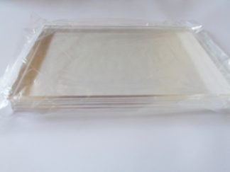 Large Acrylic Block 100mm x 150mm
