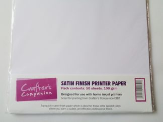 Satin Finish Printer Paper A4 White