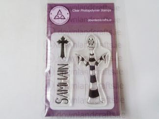 Samhain A7 Clear Photopolymer Stamp Set