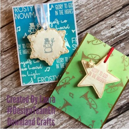 Festive Glory Stamp Set Card Sample 6