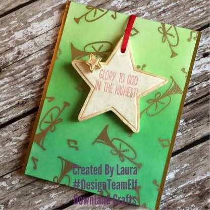 Festive Glory Stamp Set Card Sample 6b