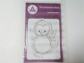 Paul Penguin A7 Clear Photopolymer Stamp Set