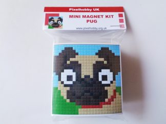 Pug Pixelhobby Mini Magnet Kit