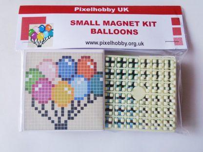 Balloons Pixelhobby Small Magnet Kit